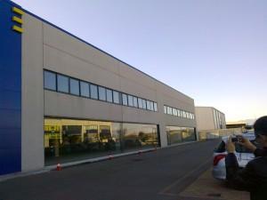 """""""Venda de nau industrial a Avda. Santa Llogaia, 6-8 de Santa Llogaia d'Alguema"""""""