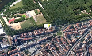 """Venda de solar al Passeig de la Devesa 7-9. Girona"""