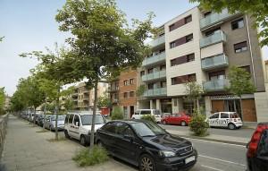 """Venta o lloguer de Places de parquing al c/ Caldes de Montbui, 87-89 de Girona"""