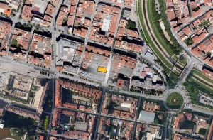 """Venda de solar en venda al c/Rutlla, 110. Girona"""