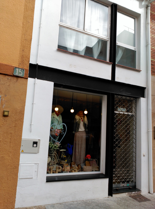 Local Comercial c/ Migdia, 17 de Girona. INSNOU